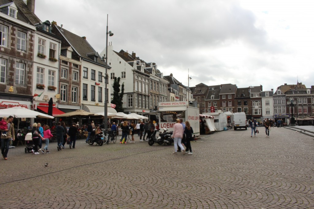 Market Square in Maastricht