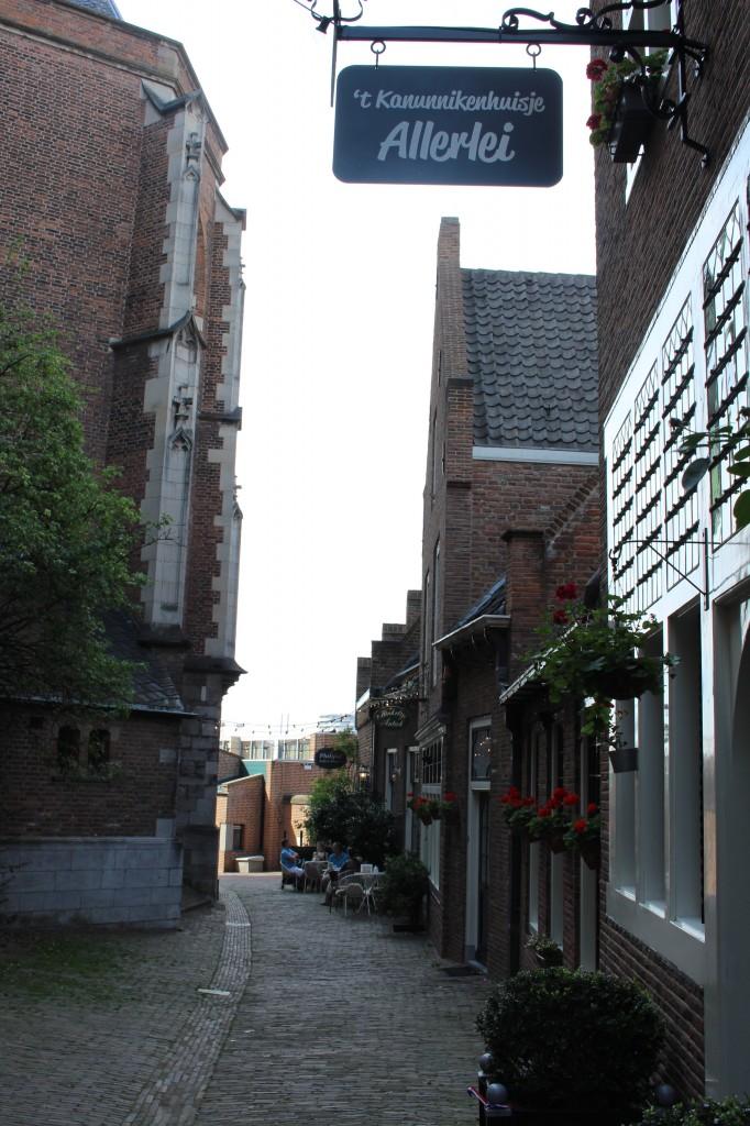 Medieval houses in Nijmegen